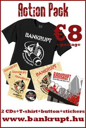Bankrupt Action Pack