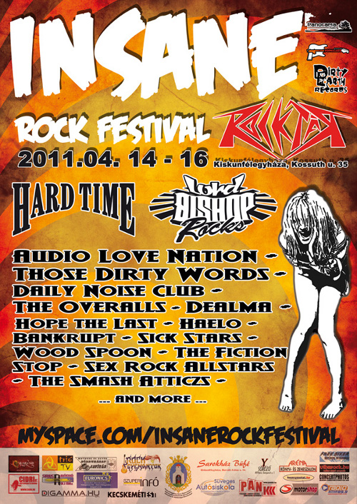 Insane Rock Festival